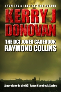 Book Cover: The DCI Jones Casebook: Raymond Collins