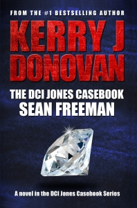 Book Cover: The DCI Jones Casebook: Sean Freeman
