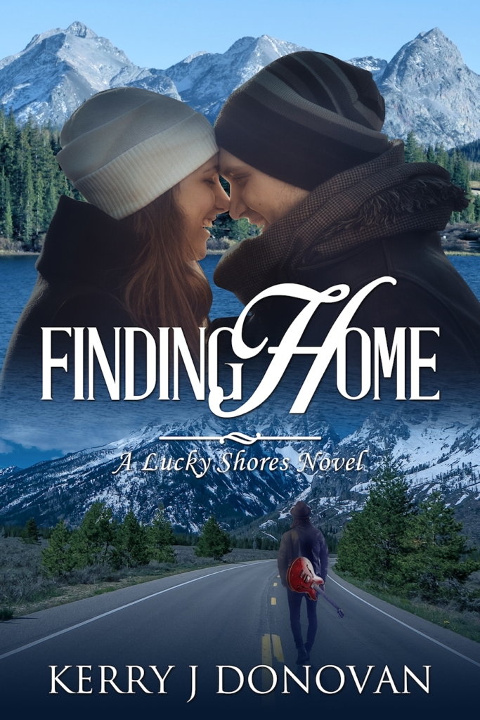 Book Cover: Finding Home
