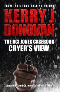Book Cover: The DCI Jones Casebook: Cryer's View