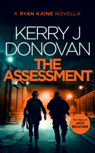 Book Cover: The Assessment