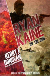 Book Cover: Ryan Kaine: On the Run