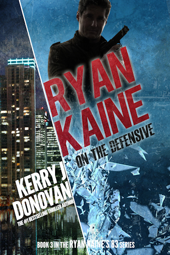 Book Cover: Ryan Kaine: On the Defensive