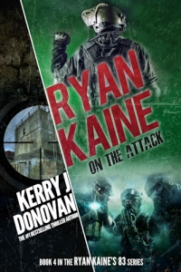 Book Cover: Ryan Kaine: On the Attack