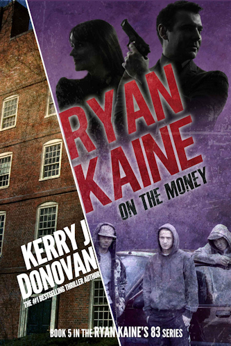 Book Cover: Ryan Kaine: On the Money