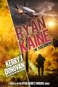 Book Cover: Ryan Kaine: The Assessment