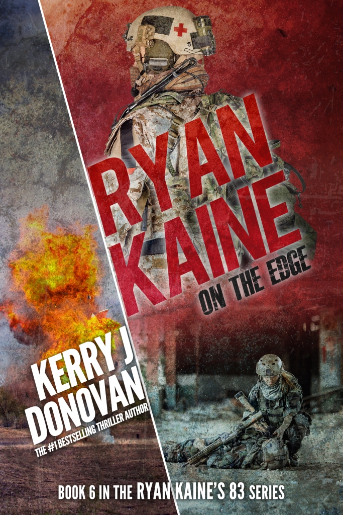 Book Cover: Ryan Kaine: On the Edge