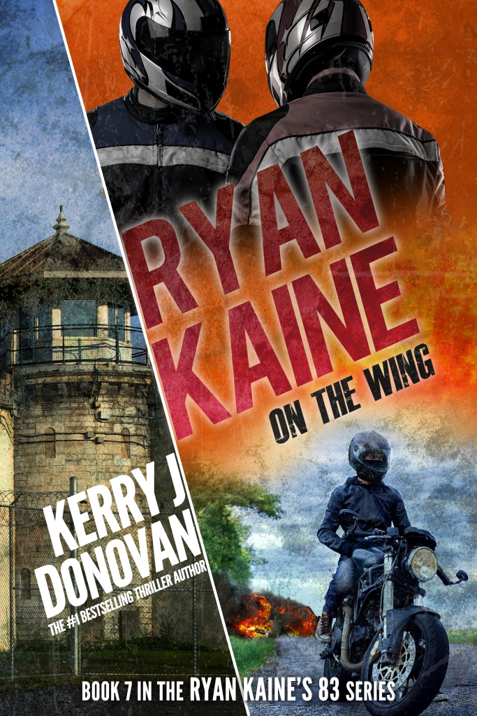 Book Cover: Ryan Kaine: On the Wing
