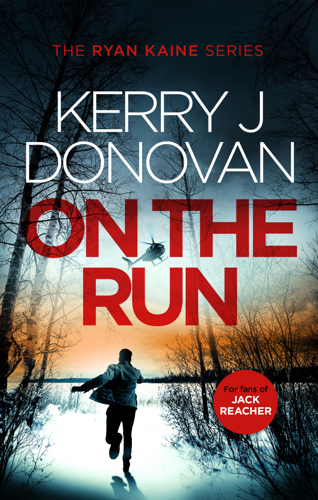 Book Cover: On the Run