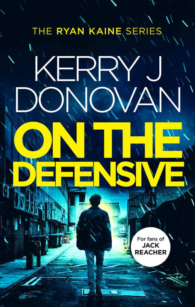 Book Cover: On the Defensive