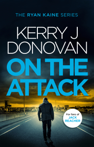 Book Cover: On the Attack