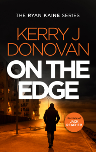 Book Cover: On the Edge