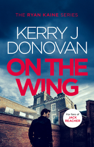 Book Cover: On the Wing